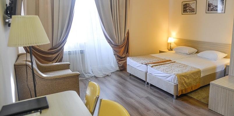 Апартаменты (1-комнатный)