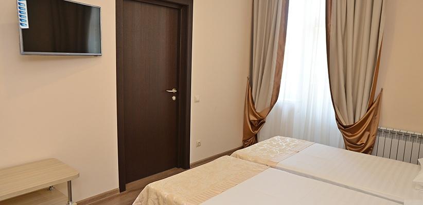 Апартаменты (2-комнатный)