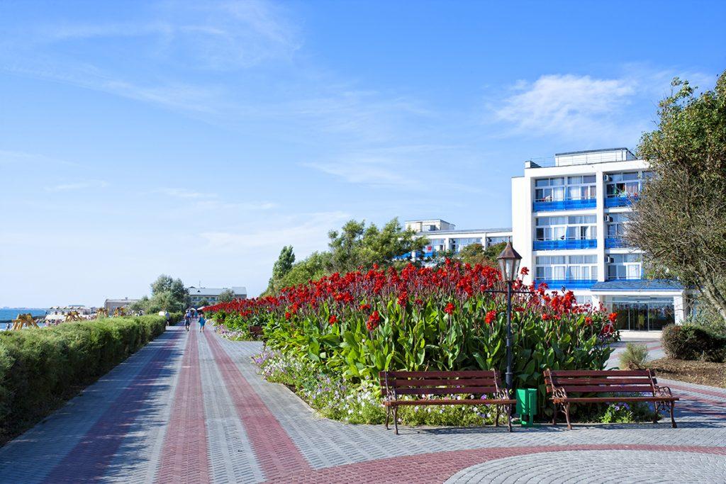 Наличие свободных номеров в Крыму 2021