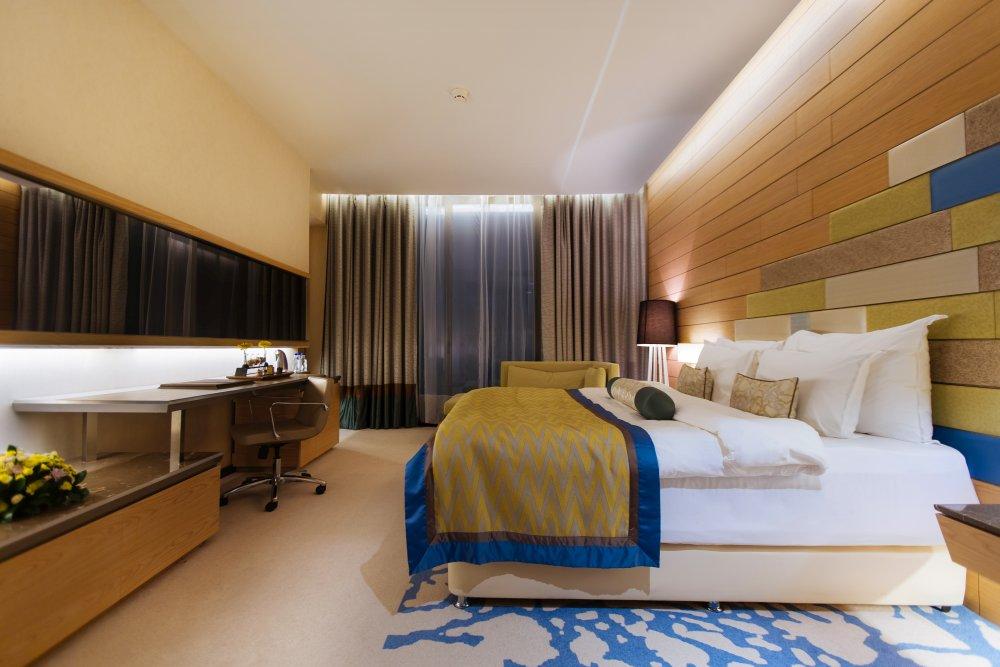 Deluxe Room (1 категория) Sea View